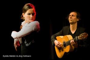 Sybille Märklin und Jörg Hofmann